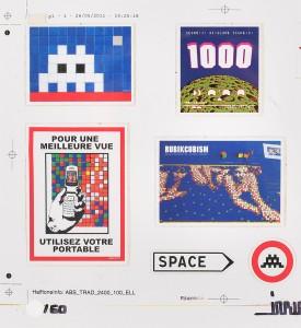 invader-franck-slama-signed-stickers-art-artwork-screen-print-2011-2