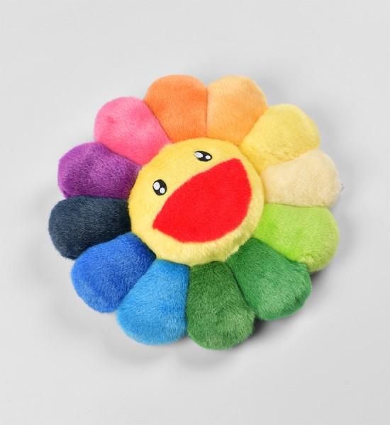 takashi-murakami-flower-cushion-rainbow-plush-figures-art-kaikai-kiki-gallery-3