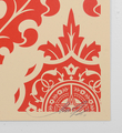 obey-shepard-fairey-parlor pattern cream set serigraphie screenprint soldart.com buy sell art acheter vendre oeuvre art galerie art en ligne online street art gallery-3
