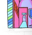 Andre Saraiva - Henriettamour • Art, screen print, serigraphie
