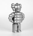 KAWS-MEDICOM-Toy-Kubrick-TM-400-Mad-Hectic-Rare-Silver-2003-5