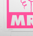 Andre_Saraiva_love mr A monsieurA_mrA_serigraphie_screen print_rose_pink_street art urbain graffiti sold art soldart gallery 2