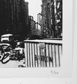 Andre Saraiva le fer a repasser flatiron New York le Baron artwork screen print oeuvre serigraphie numbered numerotee