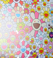 Takashi Murakami Flowers Blooming in the World and the Land of Nirvana 5 offset print artwork oeuvre detail 1