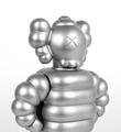 KAWS-MEDICOM-Toy-Kubrick-TM-400-Mad-Hectic-Rare-Silver-2003-4