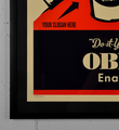obey coup d'etat shepard fairey serigraphie graffiti street art urbain wall screen print artwork 2