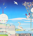 Takashi-Murakami-Planet-66-Yoshiko-Creatures-Planet-66-Roppongi-Hills-Poster-2004-Offset-lithograph-7