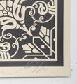 Shepard Fairey Obey Giant Peace bomber offset print artwork oeuvre art 2009 signature artist