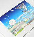 takashi-murakami-roppongi-hills-2-artwork-art-offset-print-framed-edition