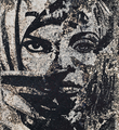 Shepard Fairey Obey Vhils Universal Personhood artwork-oeuvre-art-screen-print-serigraphie-edition-mural lisbon-150 detail