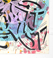 Jonone Fireworks screen print enhanced serigraphie rehaussee John Andrew Perello graffiti Jon156 art limited edition 2015_2