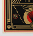 Shepard-Fairey-OBEY-Noise-Little-Lions-2014-Screen-print-Numbered-Edition-3