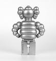 KAWS-MEDICOM-Toy-Kubrick-TM-400-Mad-Hectic-Rare-Silver-2003-8