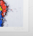 Tilt Super Mario giclee print artwork impression oeuvre signature 2012