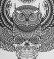 Tom-Gilmour-spirit and wisdom print-Art-Tatto-2
