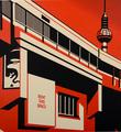 Obey_shepard_fairey_serigraphie_print_Berlin_Tower_graffiti street art urbain serigraphie obey giant soldart.com sold art galerie art urbain online street art gallery 4
