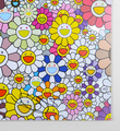 Takashi Murakami Flowers Blooming in the World and the Land of Nirvana 5 offset print artwork oeuvre signature edition 300