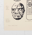 mike giant famous amos draw tattoo dessin rebel8 original artwork print pencil illustration 3
