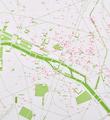 invader-signed-map-of-paris-v2.0-carte-screen-print-edition-franck-slama-invaderwashere-detail
