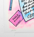 Andre_saraiva_print_la colombe_d or_rose_pink_serigraphie_art_paris monsieur A Mr A sold art soldart street art graffiti_2