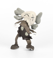 Kaws Brian Donnelly Robert Lazzarini companion brown version limited edition art toys figurine medicom toys 2010