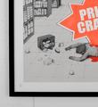 dran price crash screen print serigraphie graffiti street art urbain toulouse 2