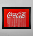 Liquidated Coca Cola (Luminescent Print Edition)