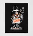 Mister card mascot