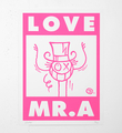 Love Mr. A (rose)