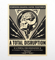 A total disruption