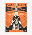 George Clinton flash light