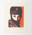 Mujer fatale letterpress
