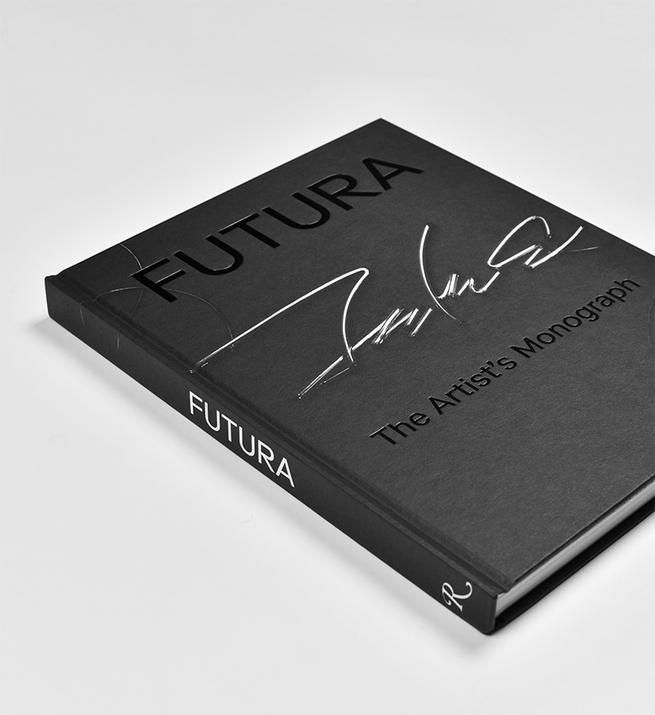 Futura : The Artist's Monograph