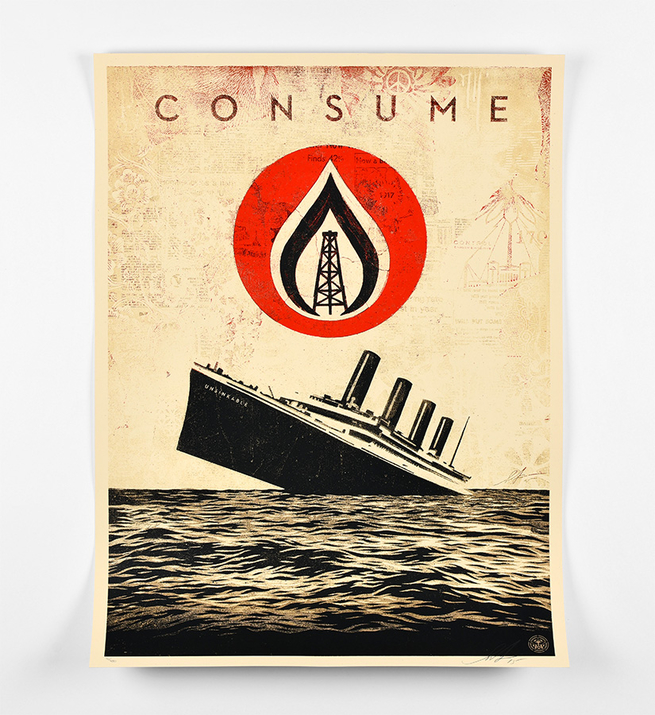 Unsinkable consumption