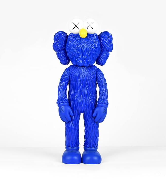 BFF (Bleu)