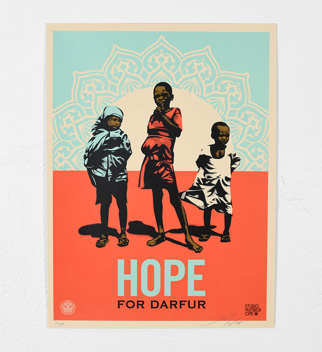 Hope for Darfur