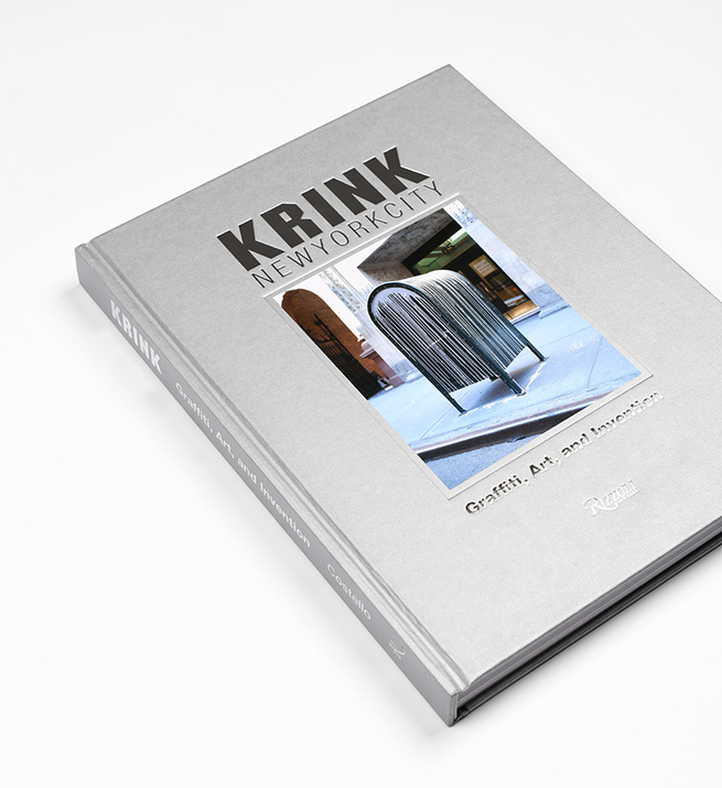 Krink New York City : Graffiti, Art and Invention