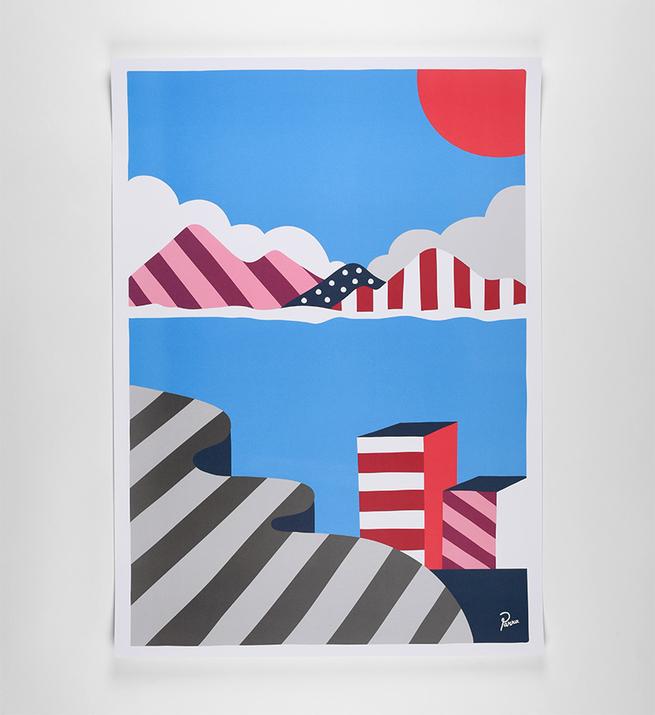 Citylandscape 1987