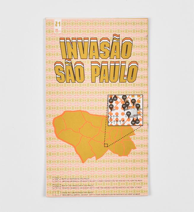 Invasão São Paulo