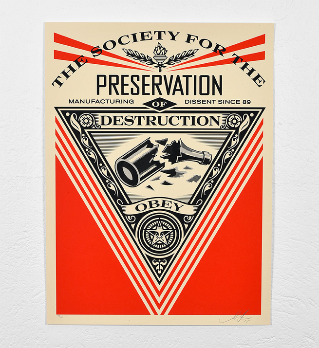 Society of destruction
