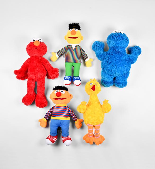 Sesame Street (set)