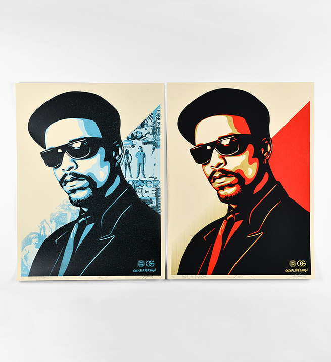 Ice-T OG (Set - Versions rouge et bleu)