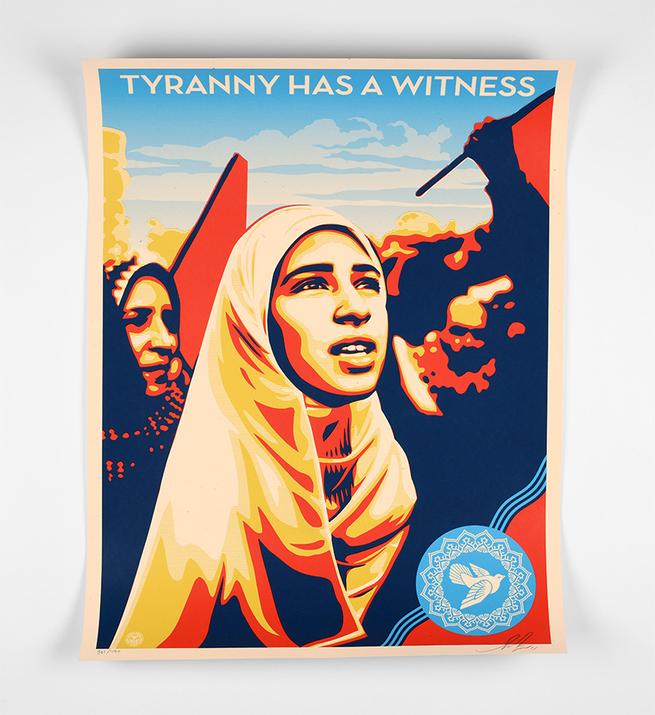 Tyranny has a witness