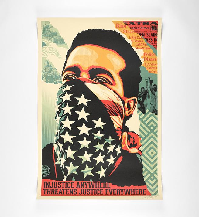American rage (offset)
